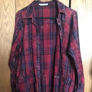 Tunic flannel